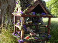 Woodland Fairy House