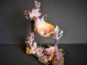 fairy hammock, milkweed pod